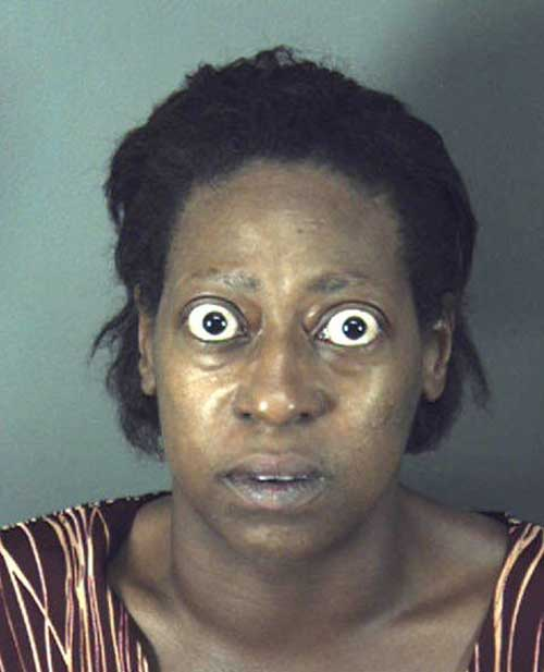 Thirty Most Memorable Mug Shots And Most Shocking: The 30 Funniest Mugshot Faces Ever (GALLERY