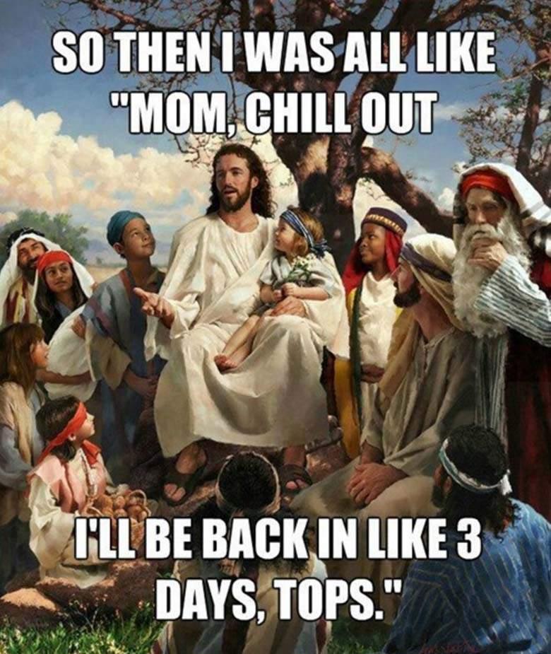 20 Egg-cellent Easter Memes (GALLERY) | WorldWideInterwebJesus Easter Eggs Meme
