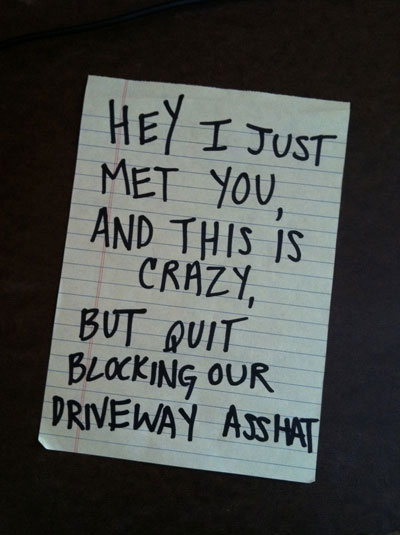 neighbor-parking
