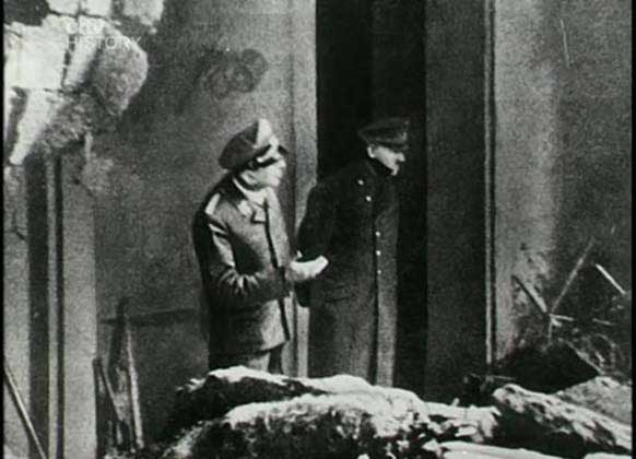 last photo of hitler
