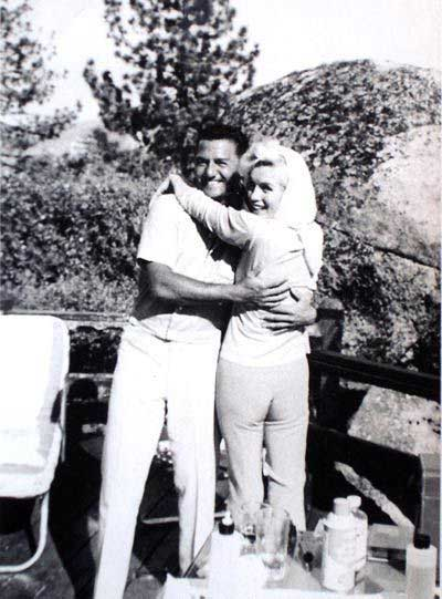 last photo of marilyn monroe
