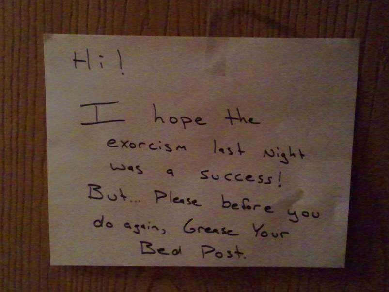neighbor-note