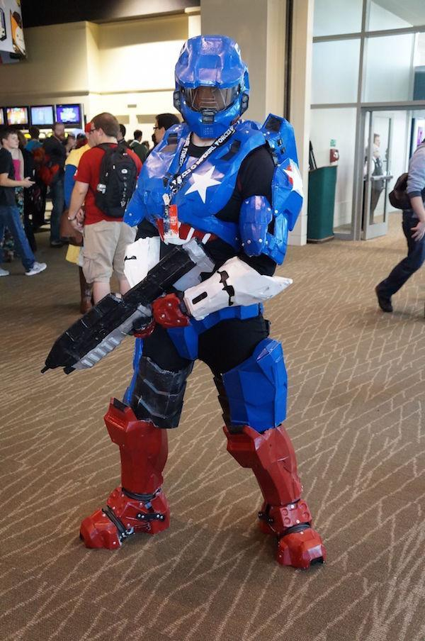 Amazing Hybrid Cosplay Costumes (GALLERY)