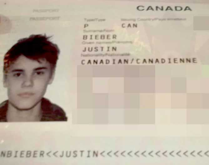 Celebrity Passport Photos - Photo. Video. Lifestyle.