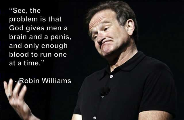 Funny sayings by comedians