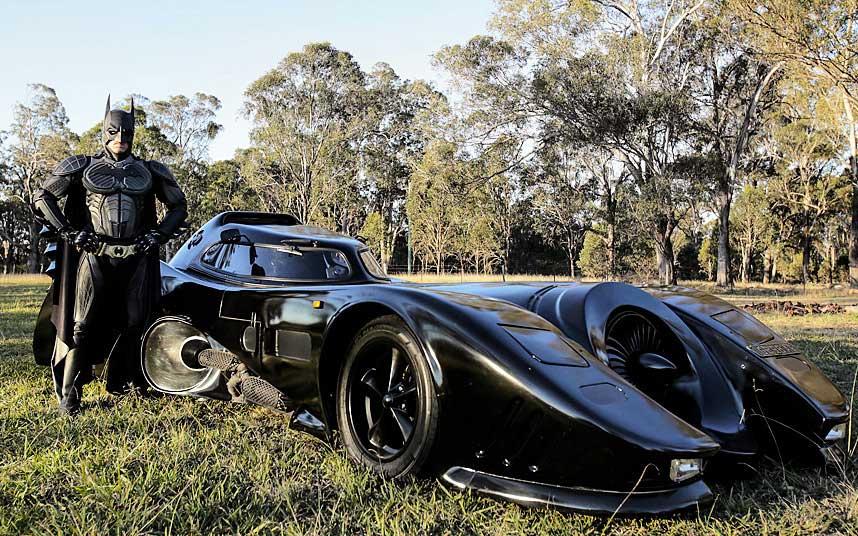 Homemade Replicas Of Iconic Movie Cars Gallery