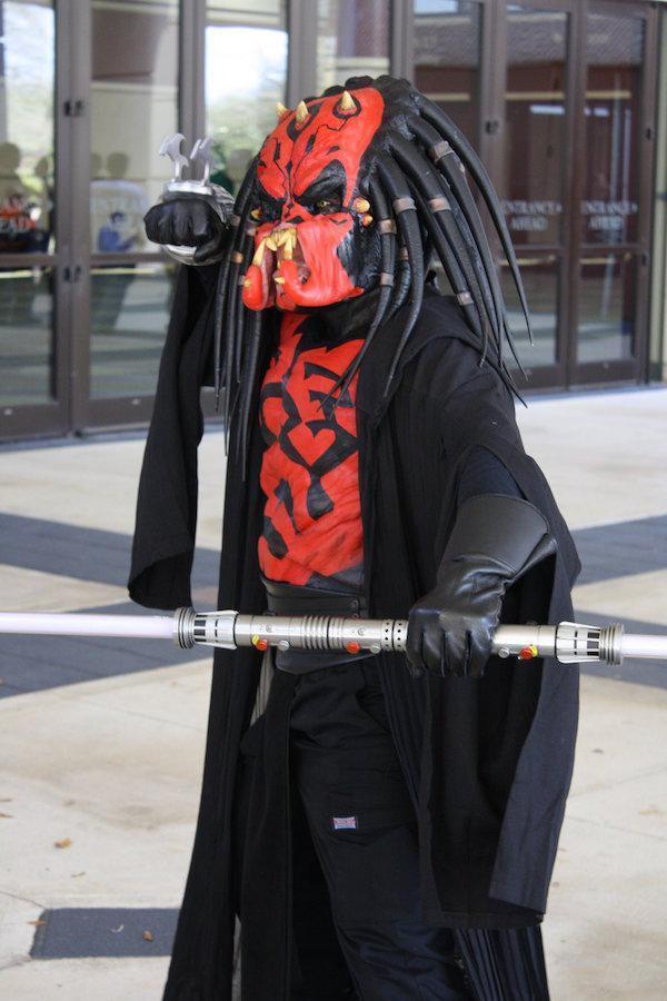 Amazing Hybrid Cosplay Costumes (GALLERY