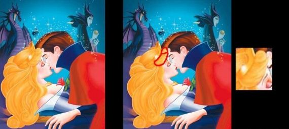 disney cant be unseen