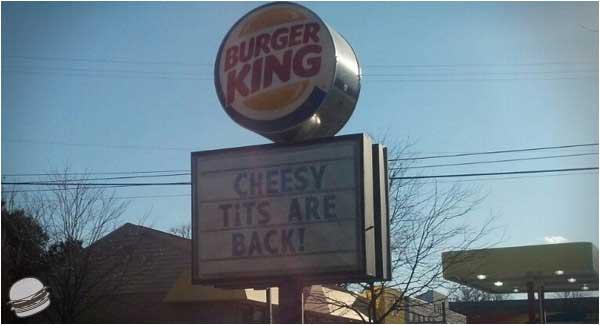 burger king teets