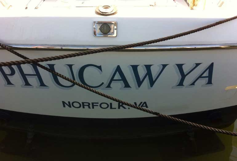The 50 Funniest Boat Names Of All Time (GALLERY)