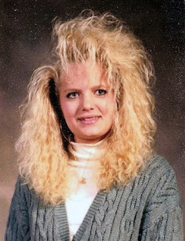 80s hair styles that are guaranteed to make you cringe
