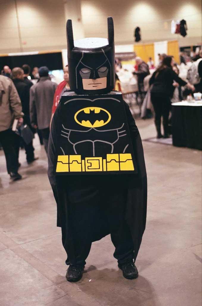lego batman cosplay