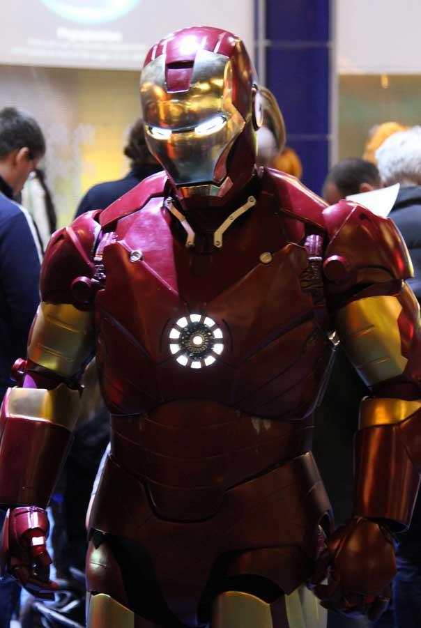 iron man cosplay