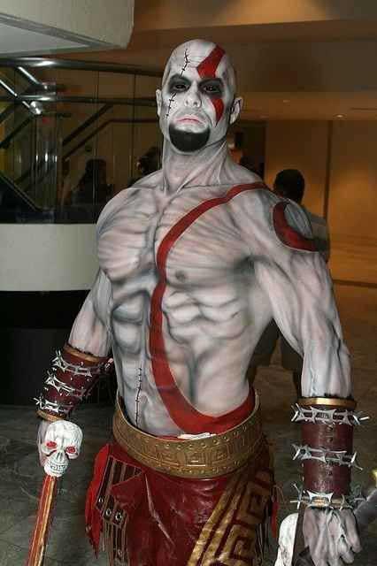 gaming cosplay