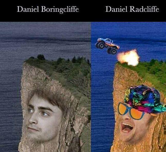 daniel radcliffe meme