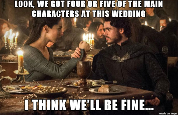 The 50 Funniest Game of Thrones Memes Ever (GALLERY)