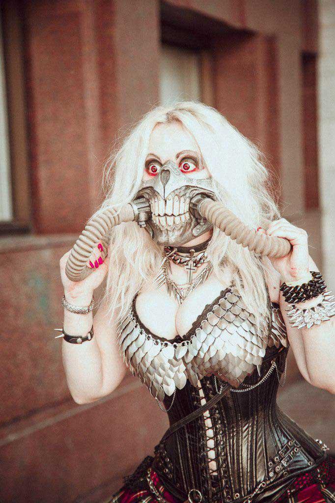 mad max cosplay 2015