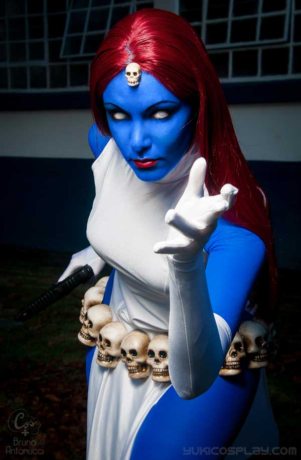mind blowing cosplay