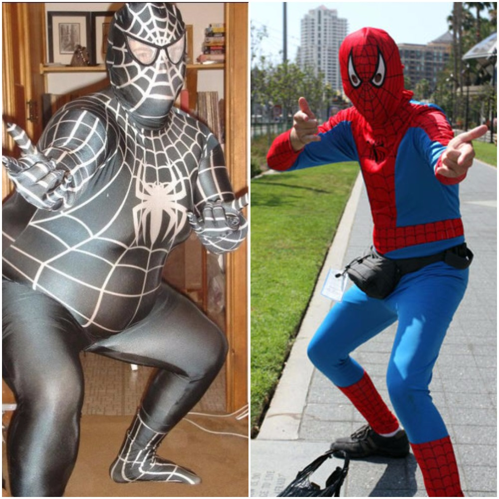 The 22 Greatest Tragedies in Spider-Man Cosplay History (GAL