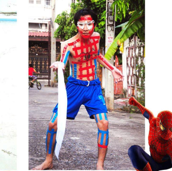 spiderman cosplay 1 - Celebrities With Depression