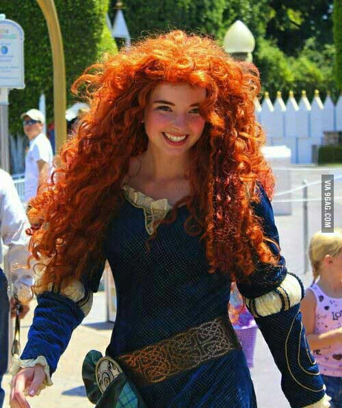 brave cosplay