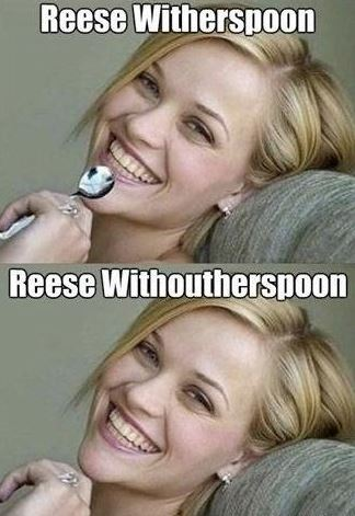reese witherspoon without a spoon