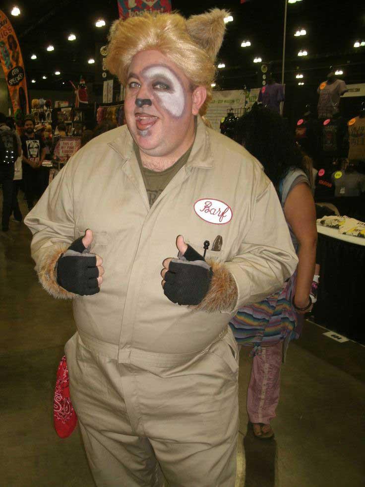 barf cosplay