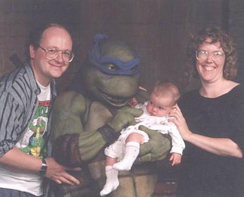 weirdest family portraits