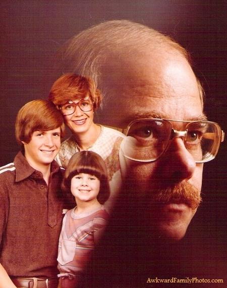 worst epic family portrait