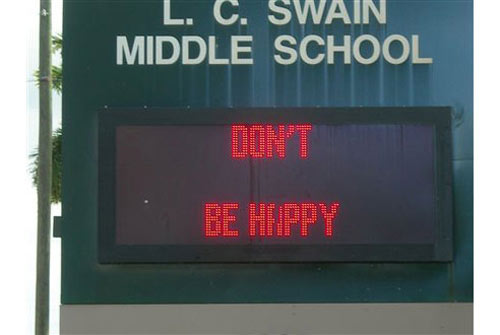 fail-school-sign