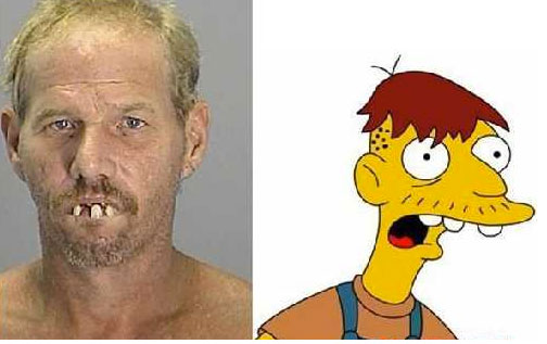 simpsons-doppelgangers