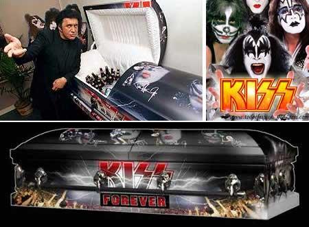 kiss-casket
