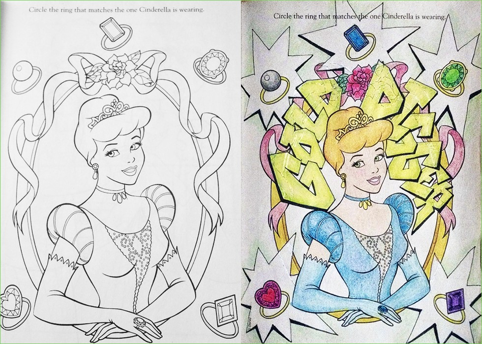 When Coloring Books Get Attacked By Adults GALLERY