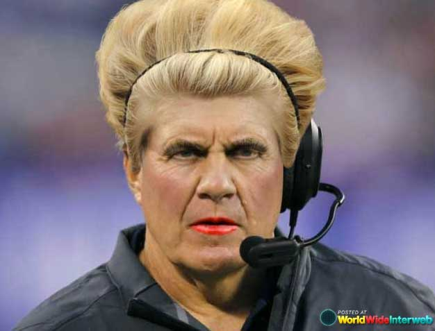 bill belichick makeover