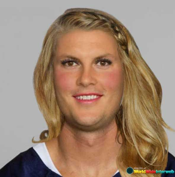 NFL Makeovers