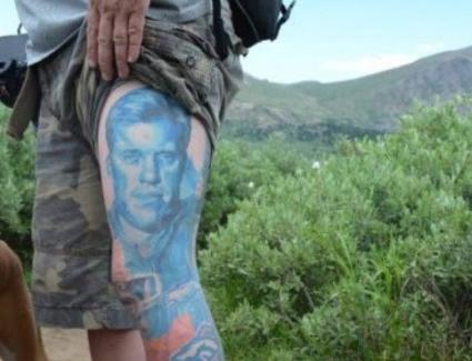 john elway tattoo
