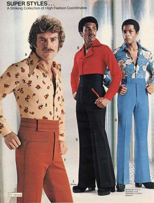1970's Fashion For Men: The 50 Funniest And Most Insane Ads