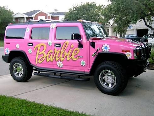 The 25 funniest pimped out rides ever worldwideinterweb barbie car voltagebd Gallery