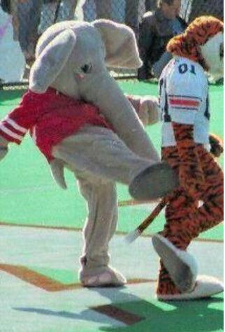 alabama mascot funny