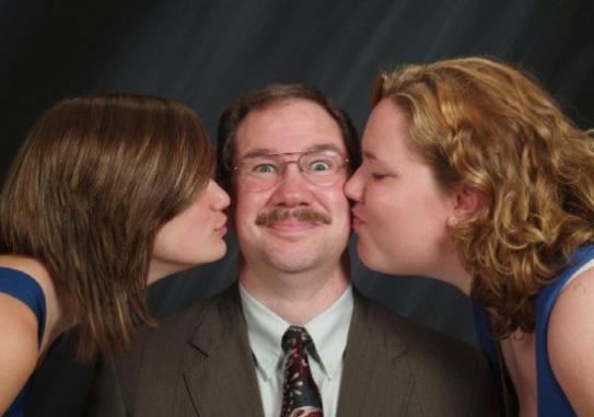 awkward dad pics
