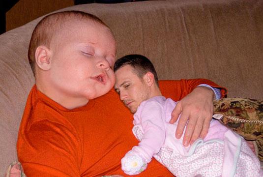 the 21 funniest baby face swaps ever worldwideinterweb