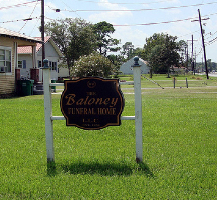 baloney funeral home
