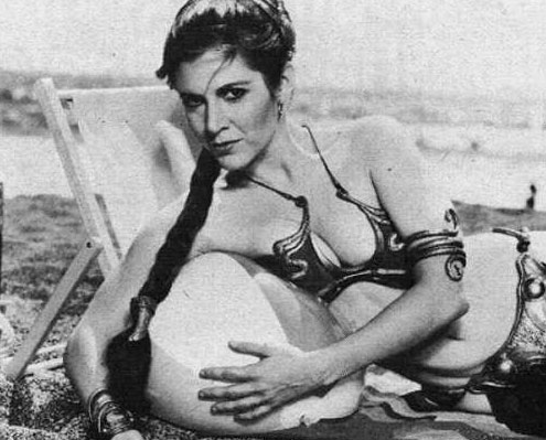 beach-princess-leia