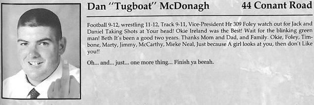 beer yearbook quote