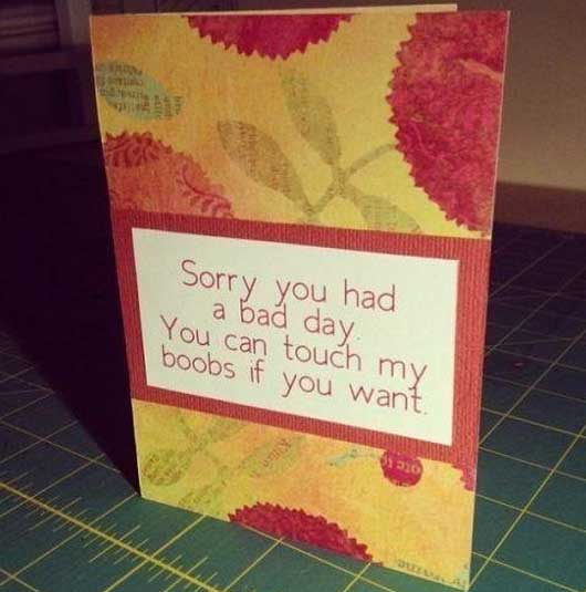 Honest greeting cards are the best greeting cards 20 for Best holiday cards ever