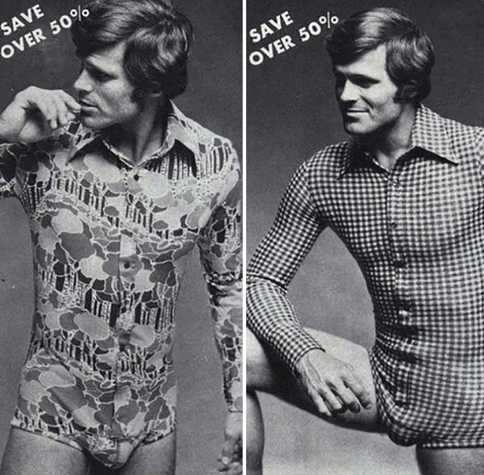 1970 S Fashion For Men The 50 Funniest And Most Insane Ads