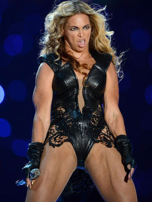 beyonce-funny-face
