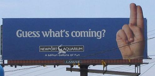 billboard dumb