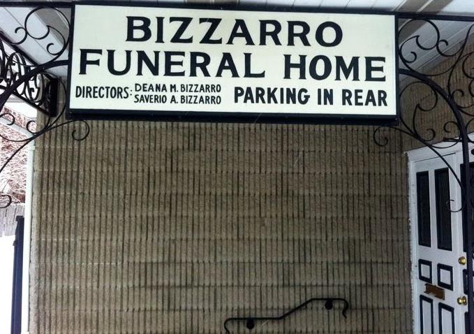 bizzarro funeral home