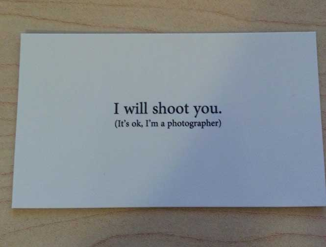 The 20 funniest business cards of all time gallery worldwideinterweb business card ideas accmission Choice Image
